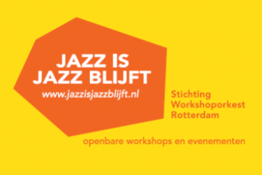 workshops | evenementen | jazz is jazz blijft